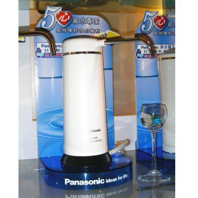 【Panasonic 國際牌】日本原裝 《四重高效除菌過濾》淨水器 PJ-37MRF / PJ37MRF