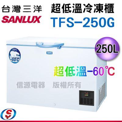 250公升【SANLUX 台...